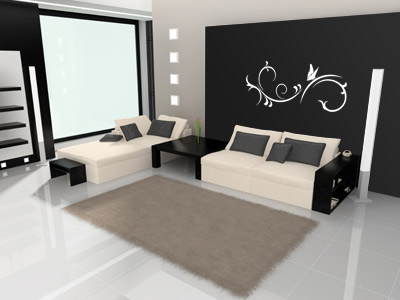 wandfarbe deko tipps bei. Black Bedroom Furniture Sets. Home Design Ideas